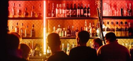 Снимка от бар